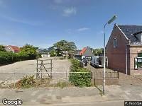 Ambulance naar Voorstraat in Egmond aan Zee