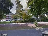 Ambulance naar Reinier Postlaan in Nijmegen