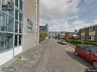 Ambulance naar La Fontainestraat in Rotterdam