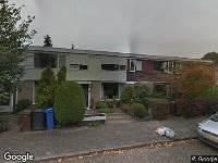 Brandweer naar Meester Klaasstraat in Odijk vanwege gebouwbrand