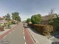 112 melding Ambulance naar Hoge Pad in Ouddorp