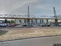112 melding Brandweer naar Stadhuisplein in Veghel vanwege brand