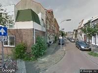 Brandweer naar Waldeck Pyrmontstraat in Haarlem vanwege verkeersongeval