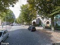 Ambulance naar Broekstraat in Arnhem