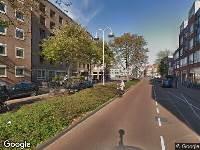 Brandweer naar Pelikaanstraat in Leiden vanwege gebouwbrand