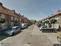 112 melding Ambulance naar Brasemstraat in Tilburg