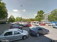 Ambulance naar Luxemburgweg in Vlaardingen