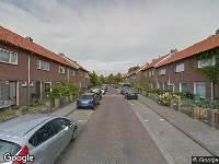 Ambulance naar Johannesburgstraat in Eindhoven