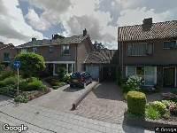 Ambulance naar Kerkstraat in Valburg
