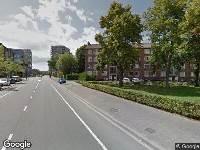 Brandweer naar Dr. Struyckenstraat in Breda