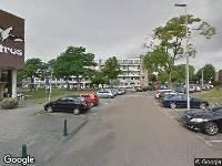 Ambulance naar Mezenstraat in Rotterdam