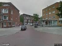 Ambulance naar Schilperoortstraat in Rotterdam