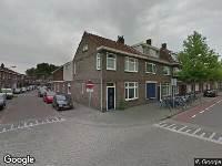 112 melding Ambulance naar Enschotsestraat in Tilburg