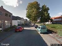 Brandweer naar Oosterpad in Bussum vanwege gebouwbrand