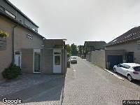 Brandweer naar Klaverbeemd in Oosterhout