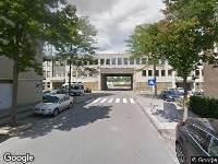 112 melding Ambulance naar Weizigtweg in Dordrecht