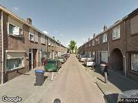 112 melding Ambulance naar President Steijnstraat in Tilburg