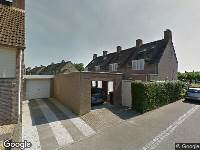 112 melding Ambulance naar Anemoon in Udenhout