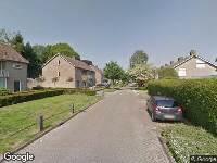 112 melding Ambulance naar Jeroen Boschlaan in Berkel-Enschot