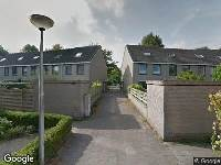 Brandweer naar Koetsierpad in Hoogland vanwege gebouwbrand