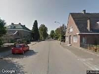 Brandweer naar Dorpsstraat in Wamel vanwege letsel