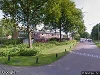 112 melding Brandweer naar Rijnstraat in Assen vanwege een liftopsluiting