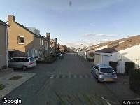 112 melding Ambulance naar Hoevelakenstraat in Tilburg