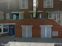 112 melding Ambulance naar Boogjes in Dordrecht