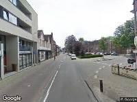 112 melding Ambulance naar Koestraat in Tilburg