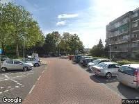 Ambulance naar Niftrikhof in Amsterdam