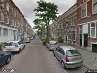 Ambulance naar Pupillenstraat in Rotterdam