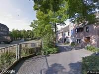 Ambulance naar Landsheerstraat in Breda