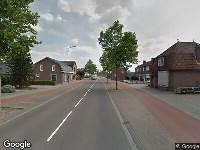 Ambulance naar Bogardeind in Geldrop