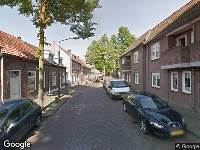 Ambulance naar Hoogstraat in Oisterwijk