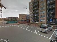 112 melding Ambulance naar Bernhardplein in Den Helder