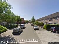 112 melding Ambulance naar Rochussenstraat in Alkmaar