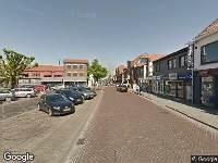 Ambulance naar Sint Annaplein in Baarle-Nassau