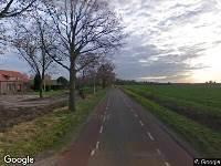 Ambulance naar Lorbaan in Veulen