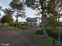 Brandweer naar Duinenboschweg in Castricum