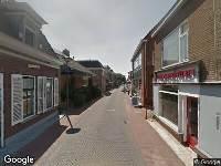 112 melding Ambulance naar Peulenstraat in Hardinxveld-Giessendam