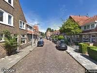 112 melding Ambulance naar Siriusstraat in Haarlem