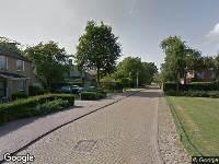 112 melding Besteld ambulance vervoer naar Maria van Bourgondiësingel in 's-Hertogenbosch