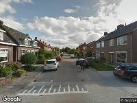 112 melding Ambulance naar Rozenstraat in Tiel