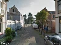 Ambulance naar Metiusstraat in Alkmaar