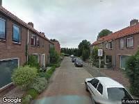 Brandweer naar Croonenburgh in Oud-Beijerland