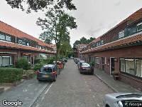 Ambulance naar Smidsstraat in Rijswijk