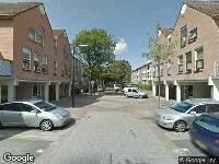 Ambulance naar Doelenstraat in Rijswijk