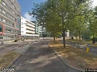 Brandweer naar Sandifortdreef in Leiden vanwege brand