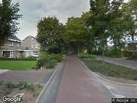 Ambulance naar Oude Kerkdijk in Nuenen