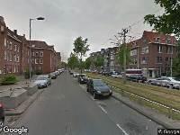 Ambulance naar Wolphaertsbocht in Rotterdam